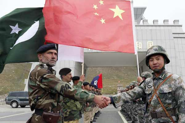 First joint border patrols near Xinjiang launched by PLA, Pakistan army