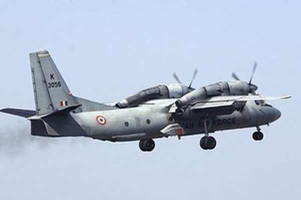No trace of missing IAF AN-32 plane as yet