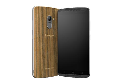 Lenovo launches Vibe K4 Note Wooden Edition at INR 11,499