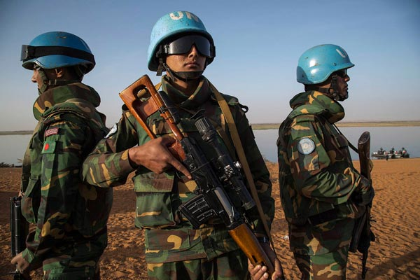 UN mission deplores violence, loss of life following protests in Mali's northern city of Gao