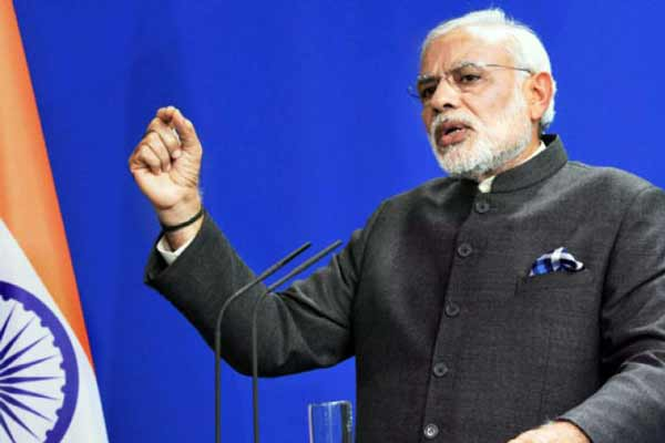 PM's speech on the occasion of 'Transforming India' Lecture