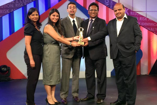 "SLCM Group bagged the IRMA 2016 for ""Best Risk Management Framework and Systems in Agriculture sector"""