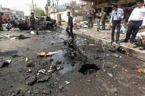 Suicide attack in Iraq's Kadhmiyah: 14 killed, over 20 wounded