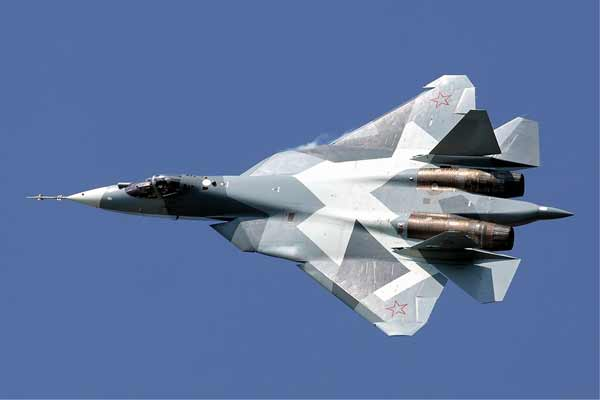 'Super Sukhois' 5th generation fighter plane on India's wish list with Russia