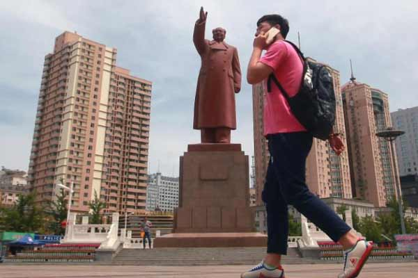Chinese tourists can visit North Korea without passports