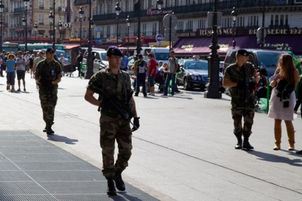 Operational reservists: France calls all willing citizens to become reservists