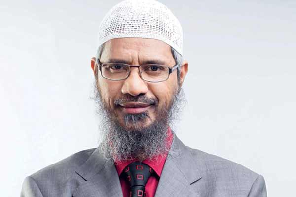Never promoted terrorism, welcome any probe by MHA: Zakir Naik