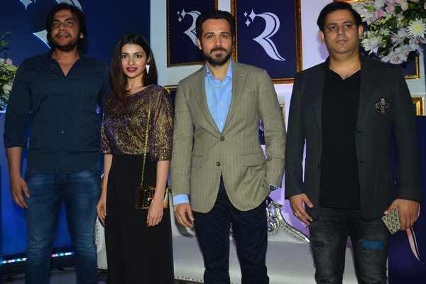 Ajay Kapoor of T- Series at the unveiling of Rebecca Dewan- A Designer Label