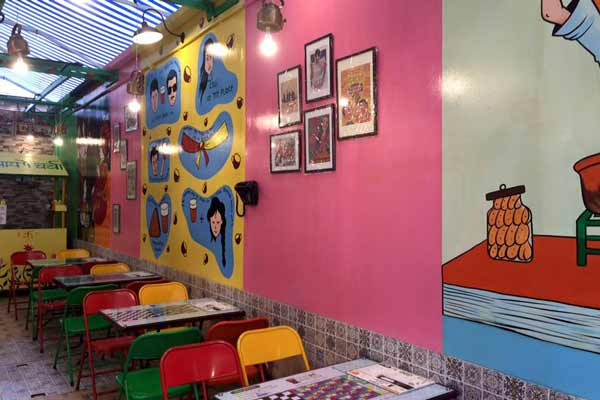The newest Charcha in town - Chai Pe Charcha opens doors at Fort