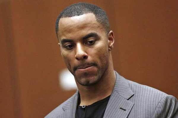 Darren Sharper Ex-NFL star, jailed in rape and drugging case