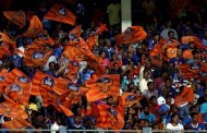 Gaurs go top of the table with 5-1 thrashing of Dynamos