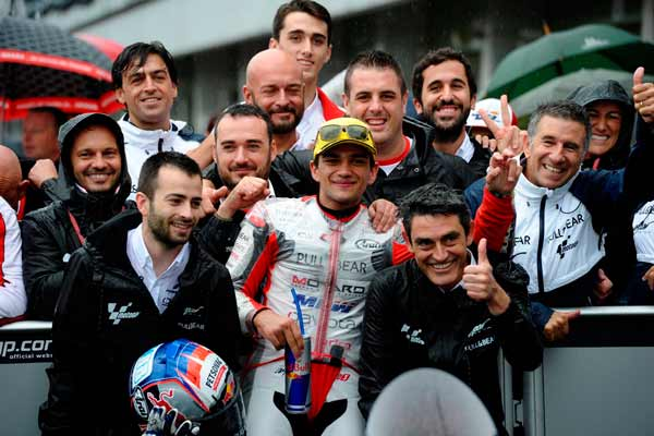 Brilliant One-Two at Brno for Marvellous Mahindra