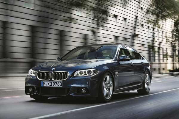 Fresh accents for better sporting performance; new BMW 520d M Sport launched in India
