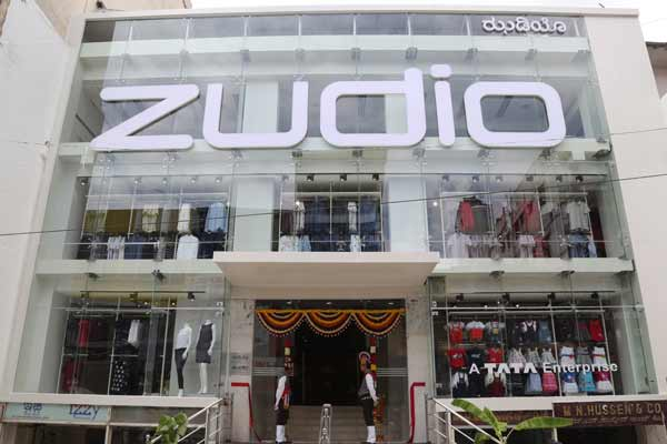 Trent launched its first private label store 'Zudio' in Bengaluru