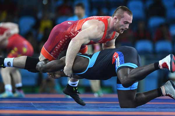Rio 2016: Ramonov and Snyder take final golds of the Rio 2016 wrestling competition