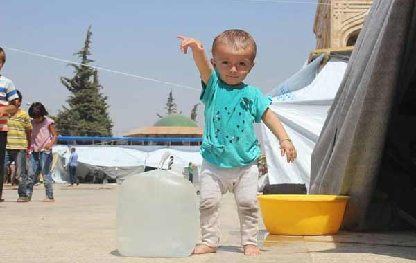 2 Million people without water in Syria's second city of Aleppo