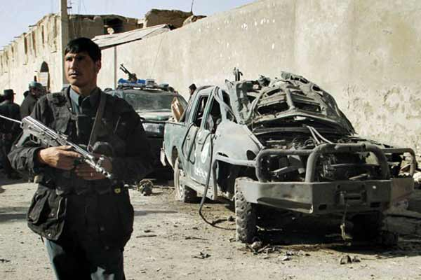 Explosion in Afghanistan's Ghazni: Six including three children killed