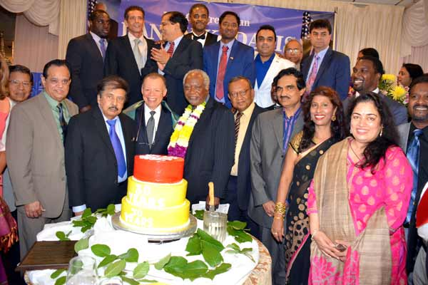 Sixth Political luminaries pay glowing tributes to Congressman Danny Davis on his 75th Birthday Celebrations