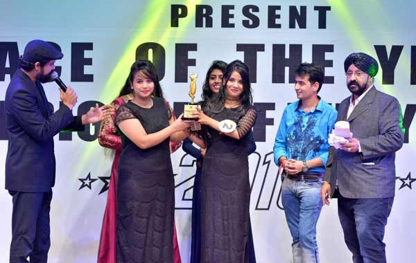 Vardhman Fantasy # Face of the Year - Designer of the Year 2016 concluded with a big bash