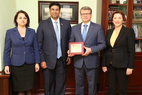 A.K.Educational Consultants Celebrates 10 Years of Collaboration with Kazan State Medical University, Russia