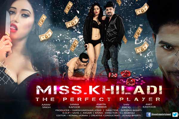 Miss. Khiladi - The perfect Player releasing on 7th October all over