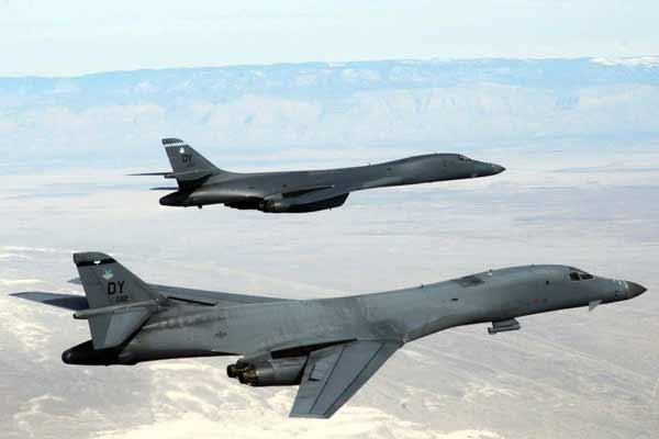 Show of force against North Korea; US to dispatch bomber to South Korea