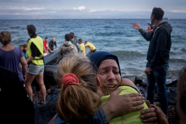 UN refugee agency: 2016 is deadliest year for refugees crossing to Europe via Central Mediterranean