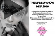 The Make-Up Show India 2016
