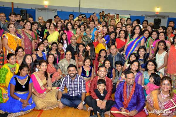 Gandhi Samaj of Chicago Holds Magnificent Navaratri Garba