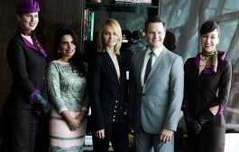 ETIHAD AIRWAYS MAKES ITS FASHION RUNWAY DEBUT  IN STYLE