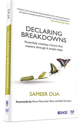 Pune-Based Author's Book 'Declaring Breakdowns' released in USA