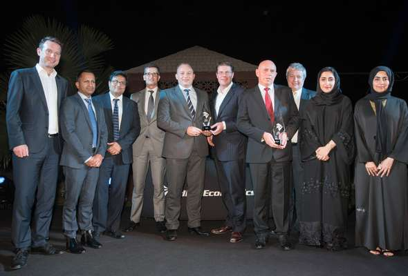 ETIHAD AIRWAYS honoured with three treasury awards