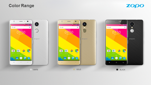 'Grasp Brilliance' with ZOPO's latest offering – the ZOPO Color F5 Smartphone