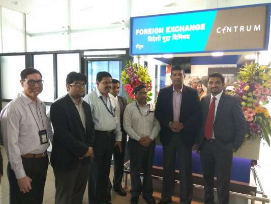 Centrum Bags Exclusive Rights for Foreign Exchange Services at Pune International Airport.