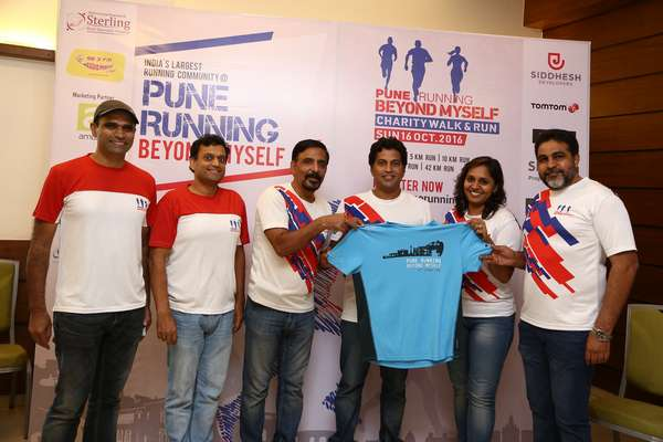 Pune Running Beyond Myself 2016