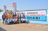 ETIHAD AIRWAYS DONATES TO SUPPORT EDUCATION FOR UNDERPRIVILIGED CHILDREN IN INDIA