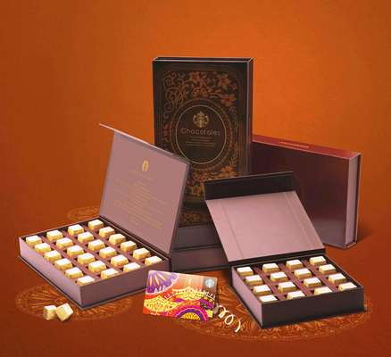 Diwali treats at Starbucks this season: Gifting Options & brand new flavours