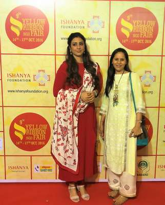 The 9th edition of Yellow Ribbon NGO Fair by Ishanya Foundation