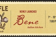 Engage with Truffles at Bene the Italian restaurant with Le Meridien Pune (soon to be Sheraton Grand)