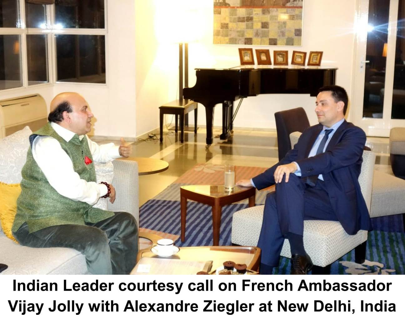 India & France : Targets of Terrorism