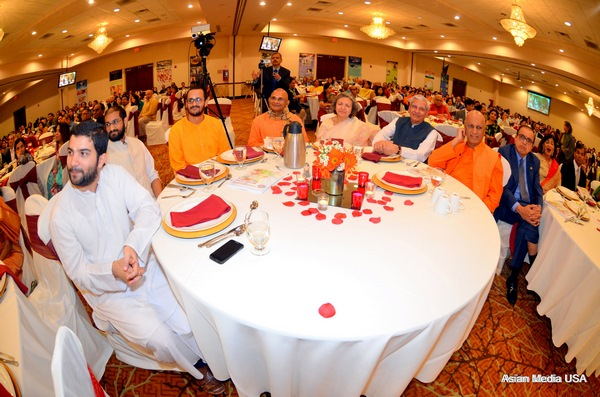 Chinmaya Mission Chicago Annual Fund Raising Banquet