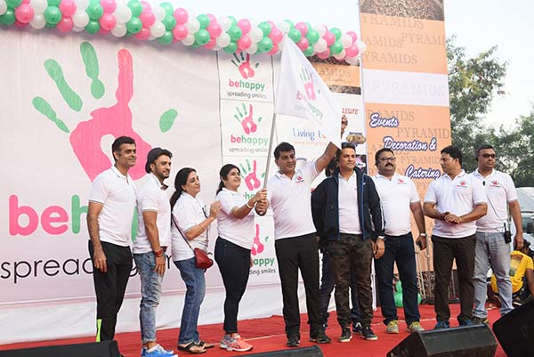 Be Happy Spreading Smiles IT WAS FUN, FROLIC AND.... NO VEHICLE ZONE ON SUNDAY IN LOKHANDWALA