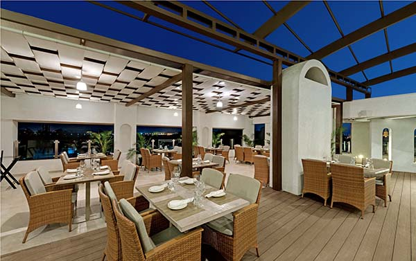 AZU - The newest rooftop Al fresco restaurant in Pune