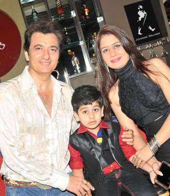 DUAL CELEBRATION! Birthday Bash of actor Avinash Wadhawan & his son Samraat Wadhawan