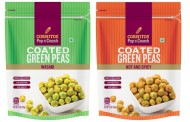 Winter Special: Coated Green Peas under Pop n Crunch range by Cornitos