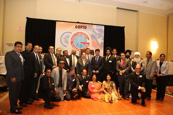 GOPIO Chicago Host 2nd Annual Business Convention & Gala with Business Leaders