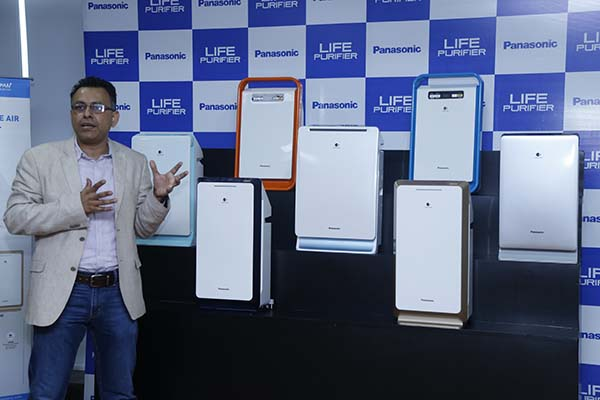Panasonic expands its air-purifier portfolio by introducing 7 new models
