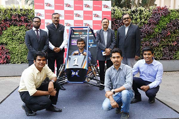 Mahindra BAJA SAEINDIA 2017 commences its Tenth Edition
