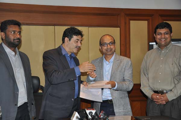 Government of Telangana Inks MoU with Microsoft