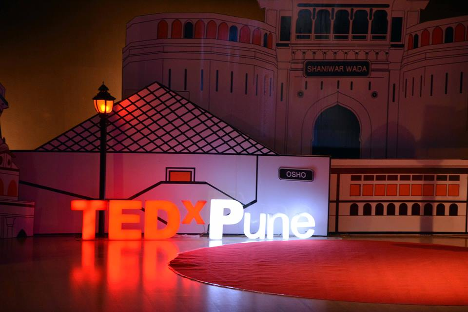 TEDx comes to Pune with some eccentric inspirational speakers Truly Ideas worth spreading